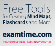 ExamTime.com Free Online Learning Tools for Everyone