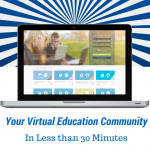 how to hack an online learning community in 30 minutes