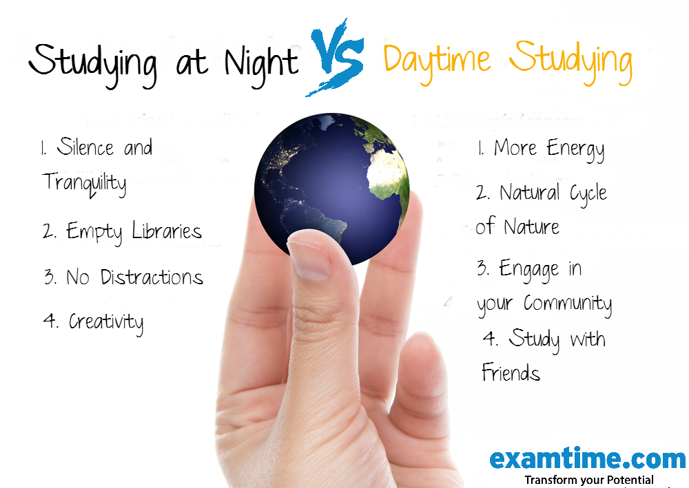 What is the best time to study day vs night best time to study altavistaventures Gallery