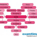 ExamTime love heart mind map