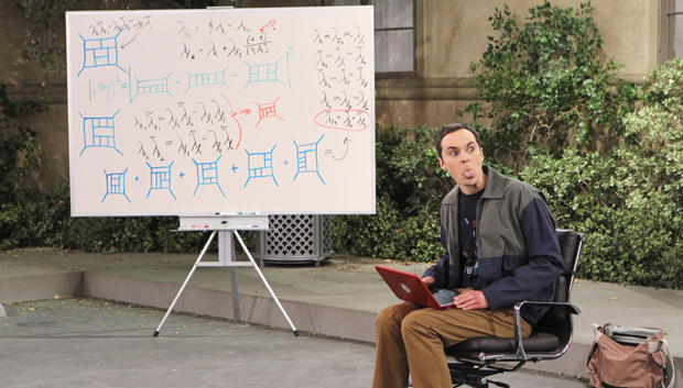 how to study physics - Big Bang Theory