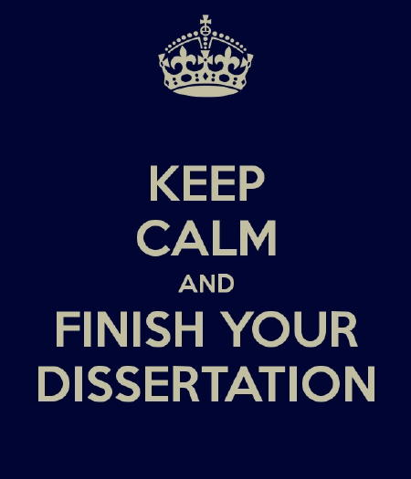 Dissertation writing guide in a weekend
