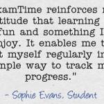 ExamTime Student Quote