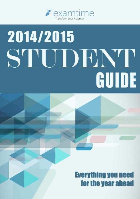 Student Guide 2014
