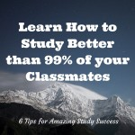 Learn how to study better